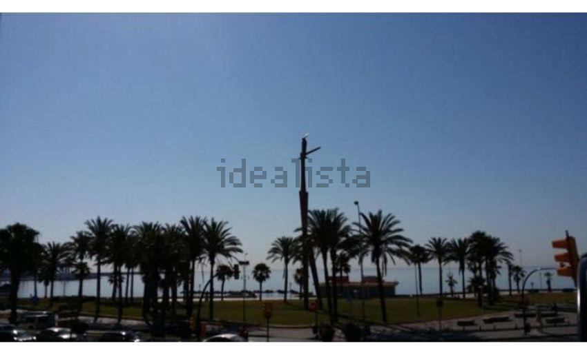 Piso en pacifico, 1, Paseo Marítimo Oeste-Pacífico, Málaga