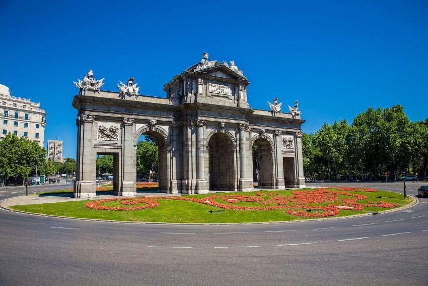 Piso en Jerónimos, Madrid