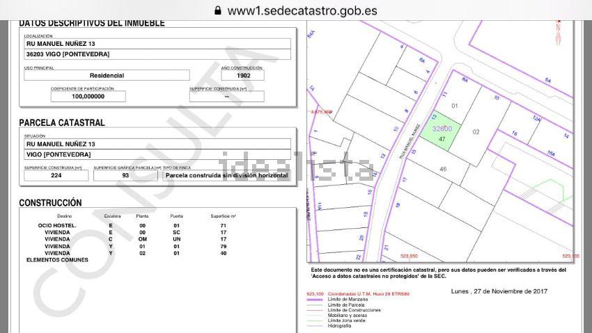Casa o chalet independiente en calle de Manuel Núñez, 13, Plaza España - Corte I