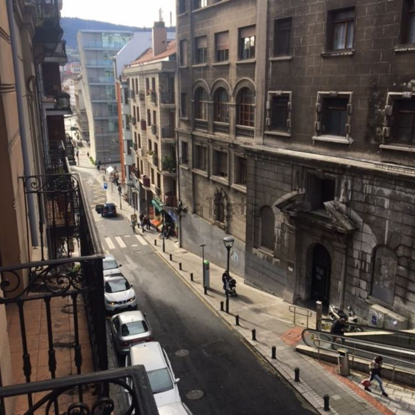 Piso en cristo, Uribarri, Bilbao
