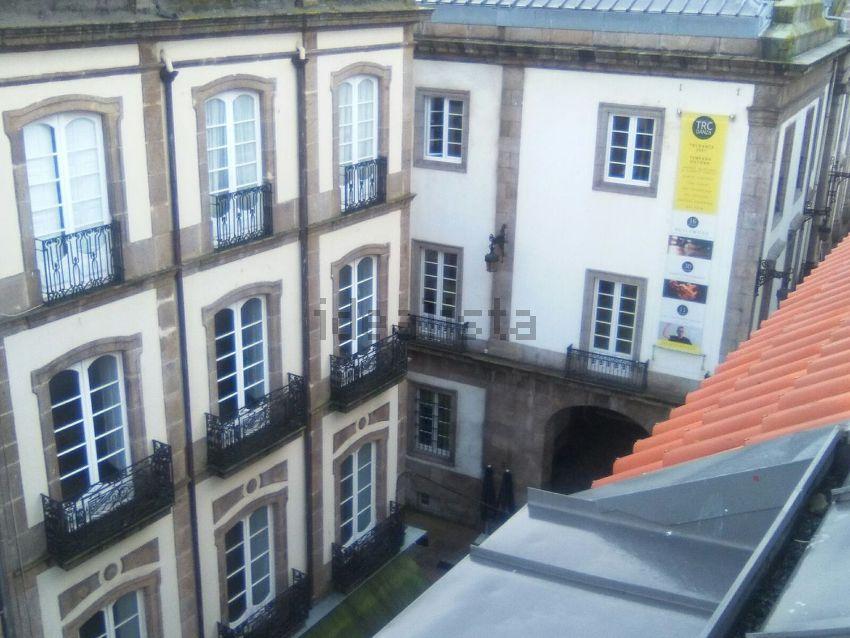 Piso en calle Riego de Agua, 24, Ciudad Vieja - Centro, A Coruña