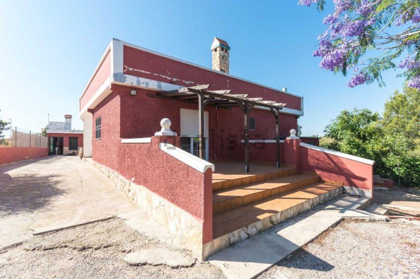 Casa o chalet independiente en Pla dels Aljubs, La Pobla de Vallbona