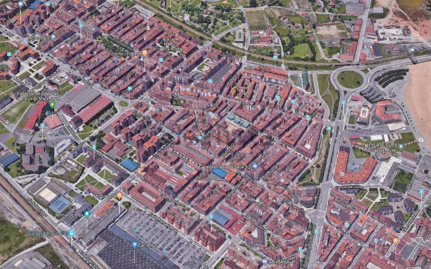 Piso en La Calzada, Gijón