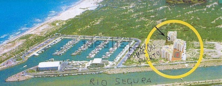 Piso en Medico Basilio Paredes Gómez, 17, Puerto Deportivo, Guardamar del Segura