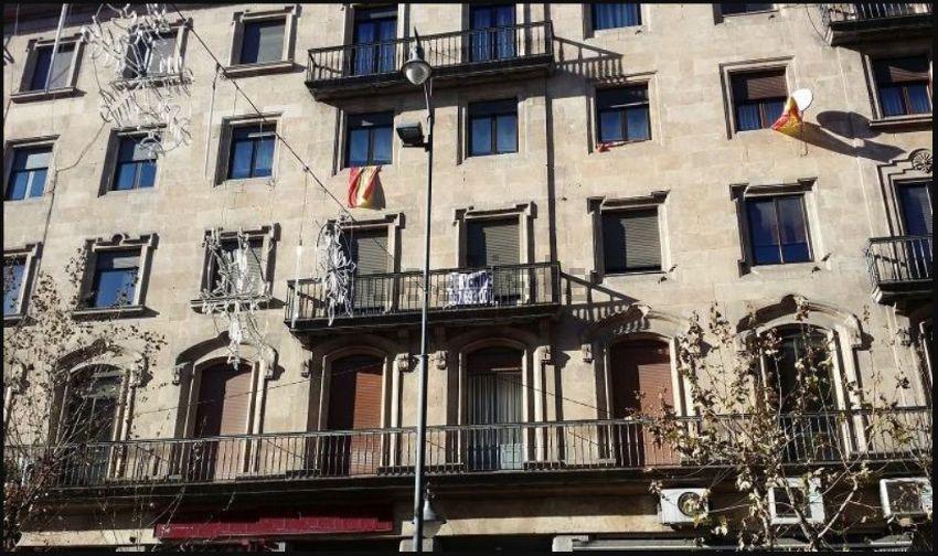 Piso en via Gran, Centro, Salamanca