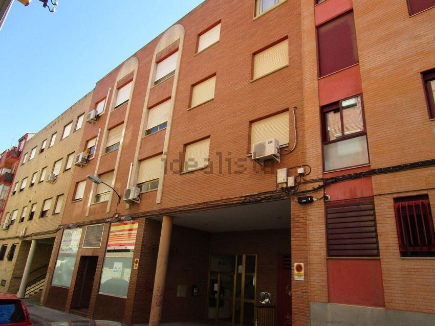 Piso en calle Nuestra Señora de Covadonga, 49, Parcelación Barcelona, Zaragoza