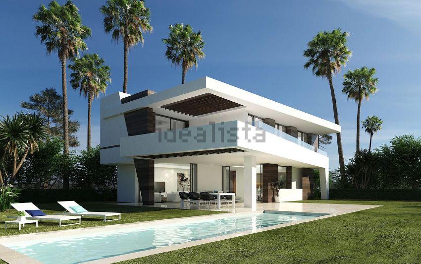 Casa o chalet independiente en Lugar Arroyo las Cañas, 9, La Concha-Resina Golf,