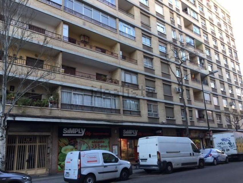 Piso en calle mosén andrés vicente, Parcelación Barcelona, Zaragoza