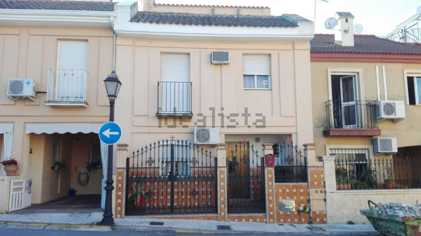 Casa o chalet independiente en calle Ramón Cansino Rosales, Castilleja de la Cue