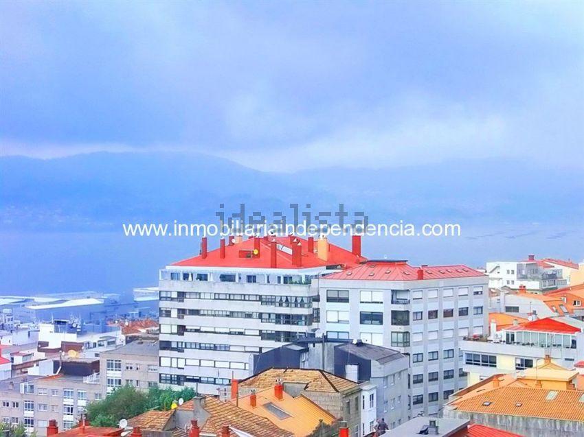 Piso en avenida Camelias, Camelias - Pi y Margall, Vigo
