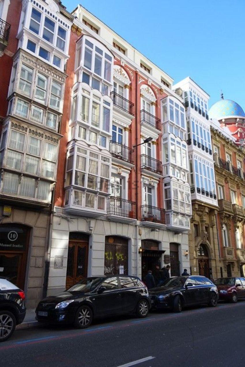 Piso en calle Manuel Iradier, Centro, Vitoria-Gasteiz