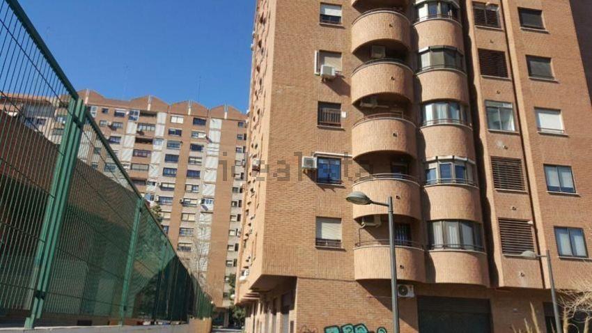 Piso en calle de santa cruz de la zarza, 3, La Carrasca, València