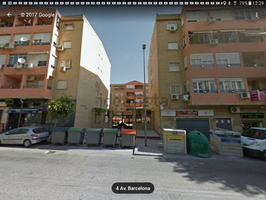 Piso en avenida Barcelona, 4, Peñamefecit - Avda Barcelona, Jaén