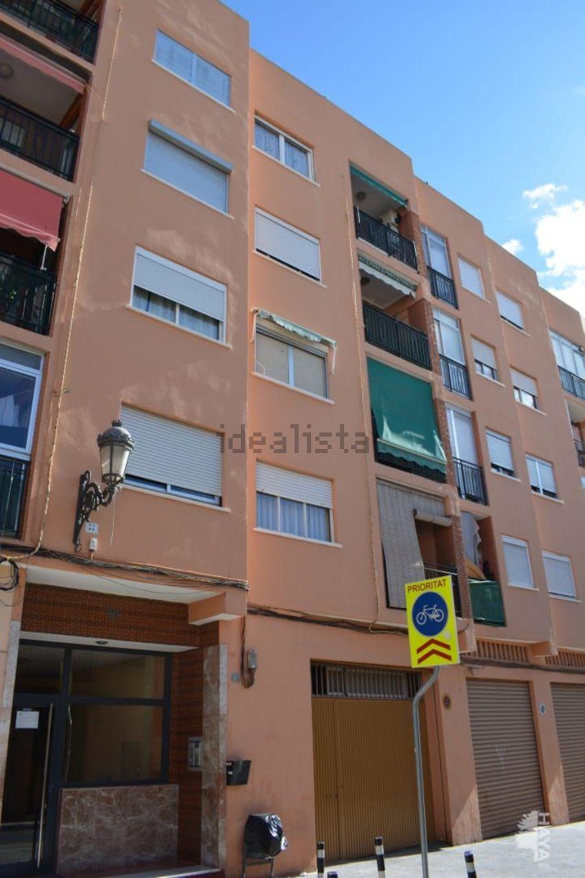 Piso en calle de Blasco Ibáñez, El Castell, Burjassot