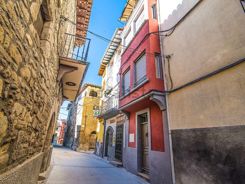 Chalet pareado en Mayor, Capella