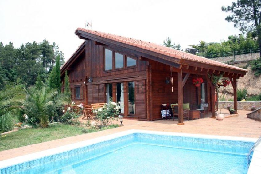 Casa rústica en calle dàlia, Aiguaviva Parc, Vidreres