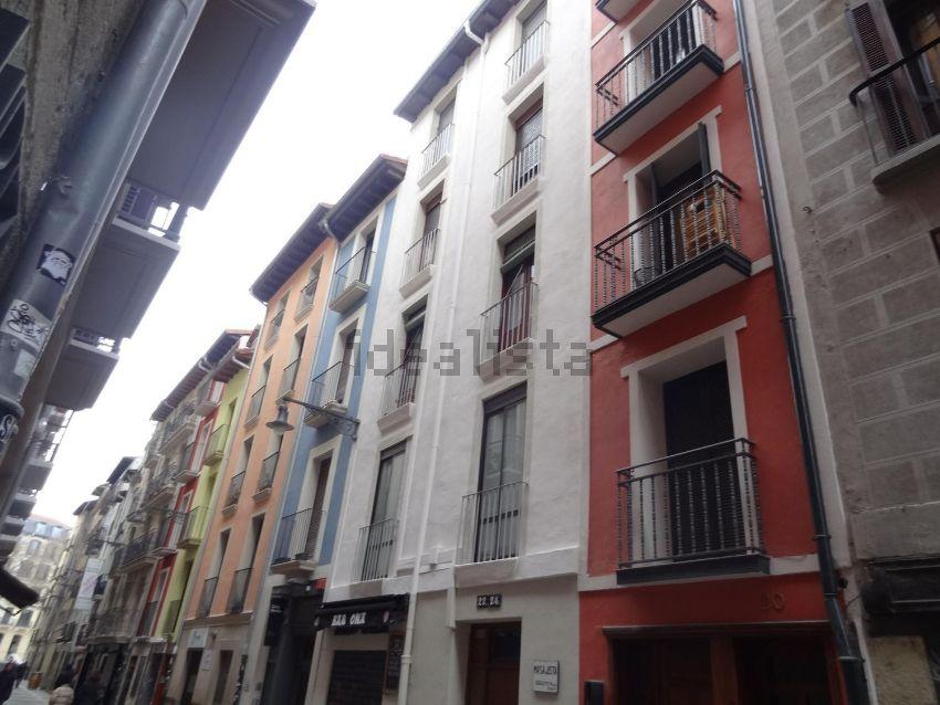 Muebles San Jose Pamplona. Piso En San Antn Casco Antiguo Pamplona ...