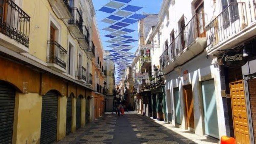 Piso en calle San Juan, Casco Antiguo - Centro, Badajoz