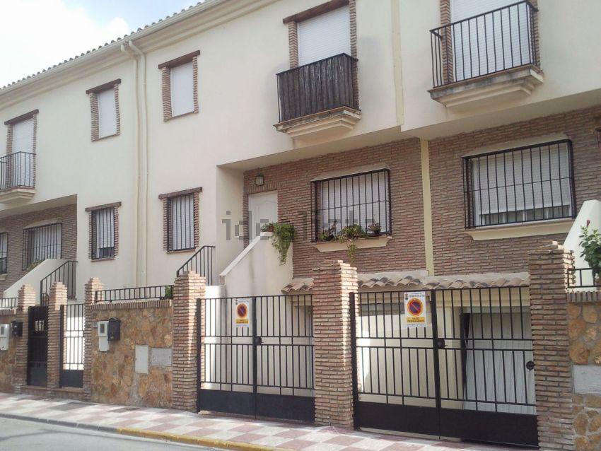 Chalet adosado en calle zaragoza, 18, Zona de San Cayetano, Churriana de la Vega