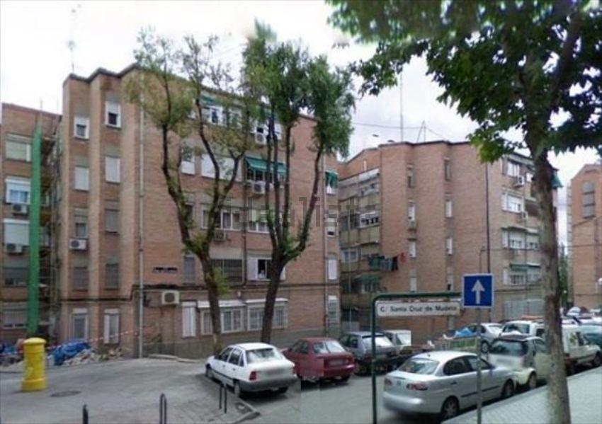 Piso en calle de santa cruz de mudela, 3, Almendrales, Madrid