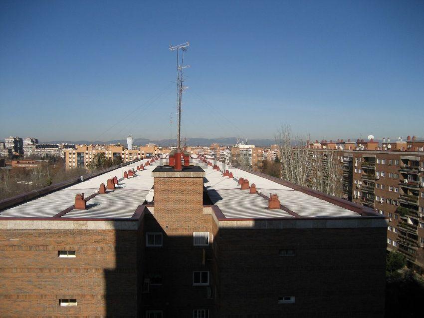 Piso en avenida Viñagrande, 25, Valderas - Los Castillos, Alcorcón