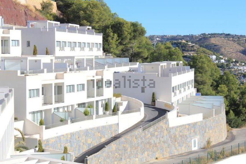 Chalet pareado en Urbanizacion Colina del Sol, 49, Gargasindi, Calpe