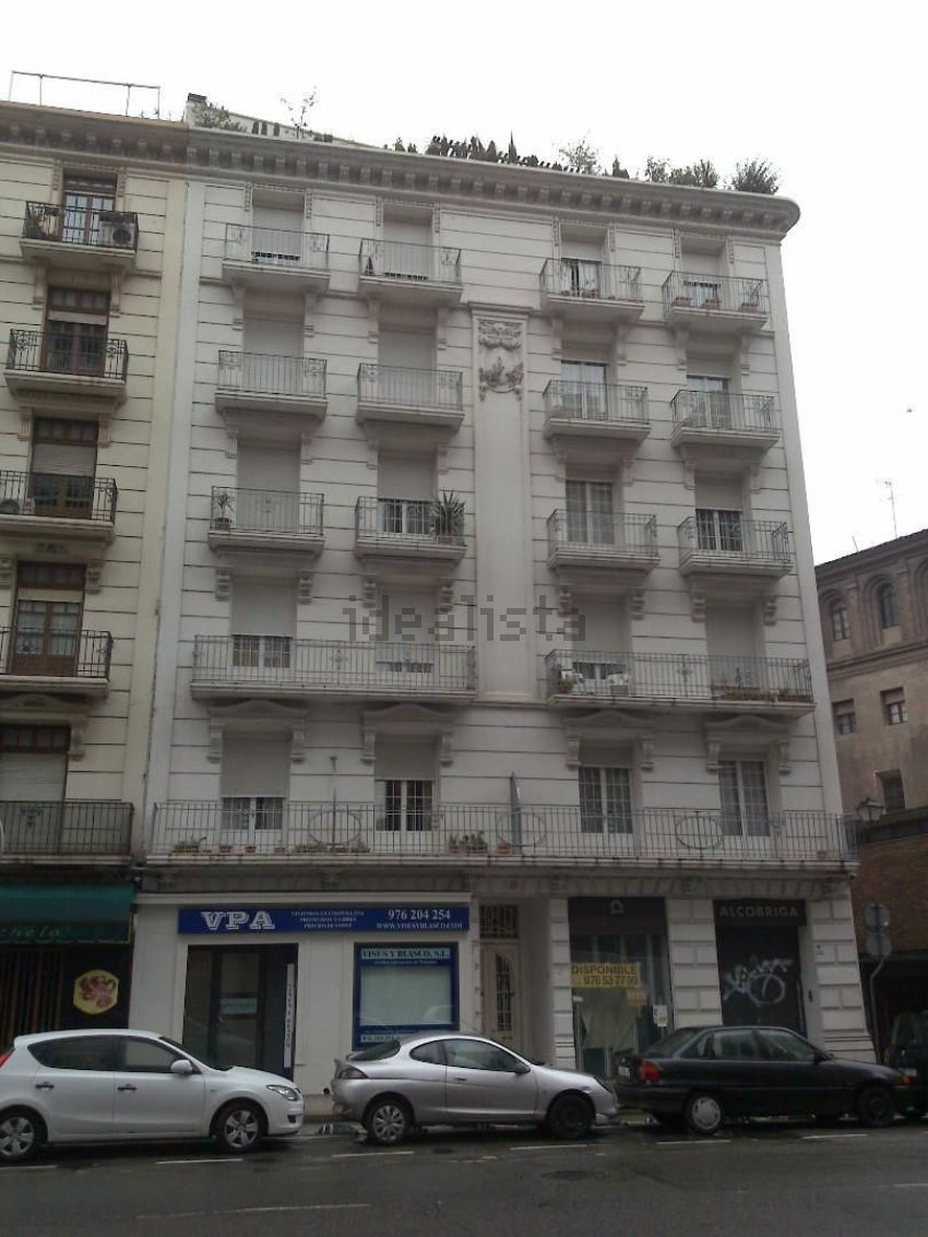 Piso en calle Coso, 103, La Magdalena, Zaragoza