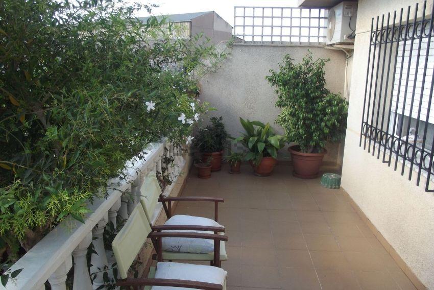 Chalet adosado en calle parma, 20, El Plan-Polígono de Santa Ana, Cartagena