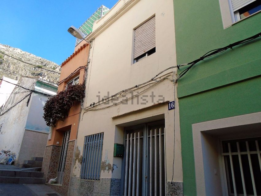 Chalet adosado en calle de la Pau, 16, Pueblo de Cullera, Cullera