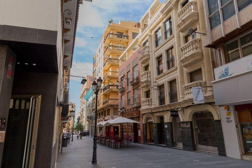 Piso en castaños, 15, Centro Tradicional, Alicante Alacant