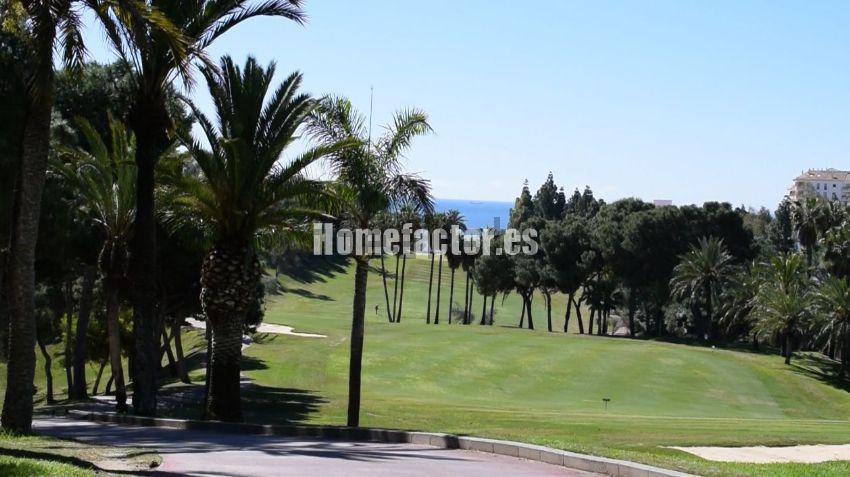 Chalet adosado en ronda del golf, Nueva Torrequebrada, Benalmádena