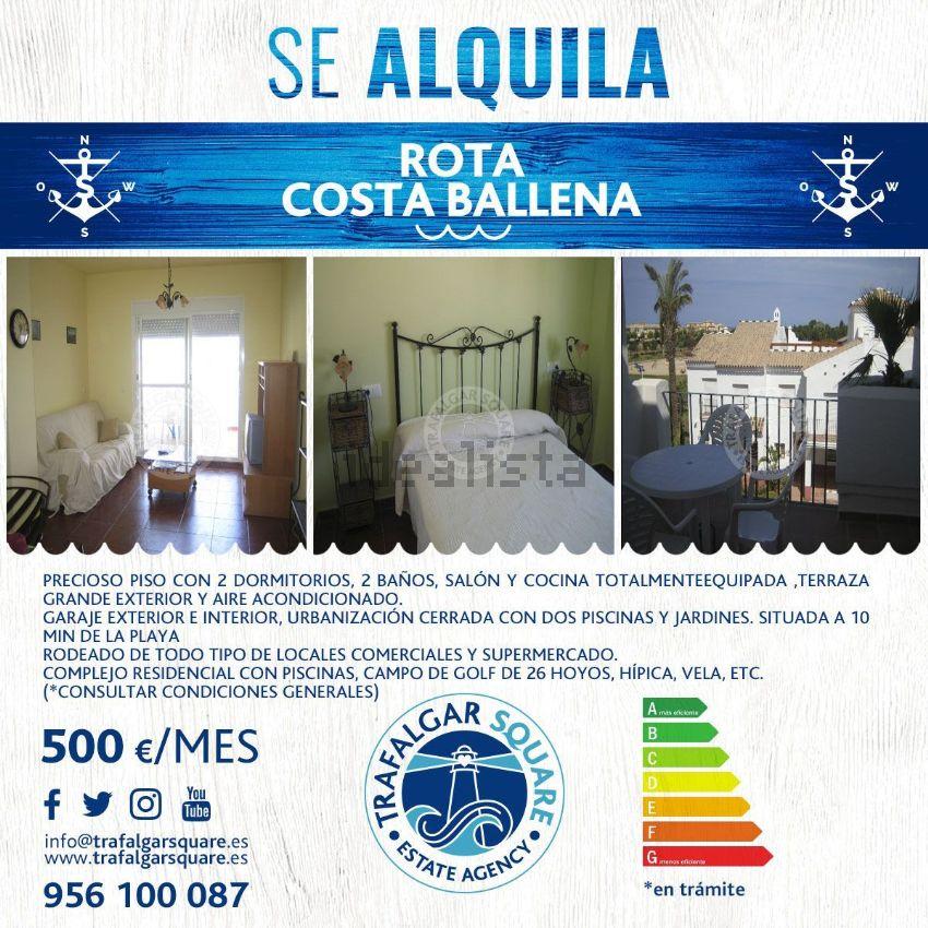 Piso en Costa Ballena - Largo norte, Rota
