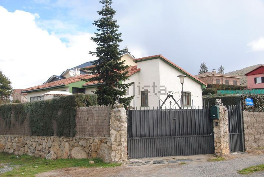 Casa o chalet independiente en carretera de San Rafael, Otero de Herreros