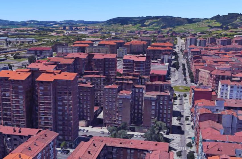 Piso en Margarita Xirgú, La Calzada, Gijón