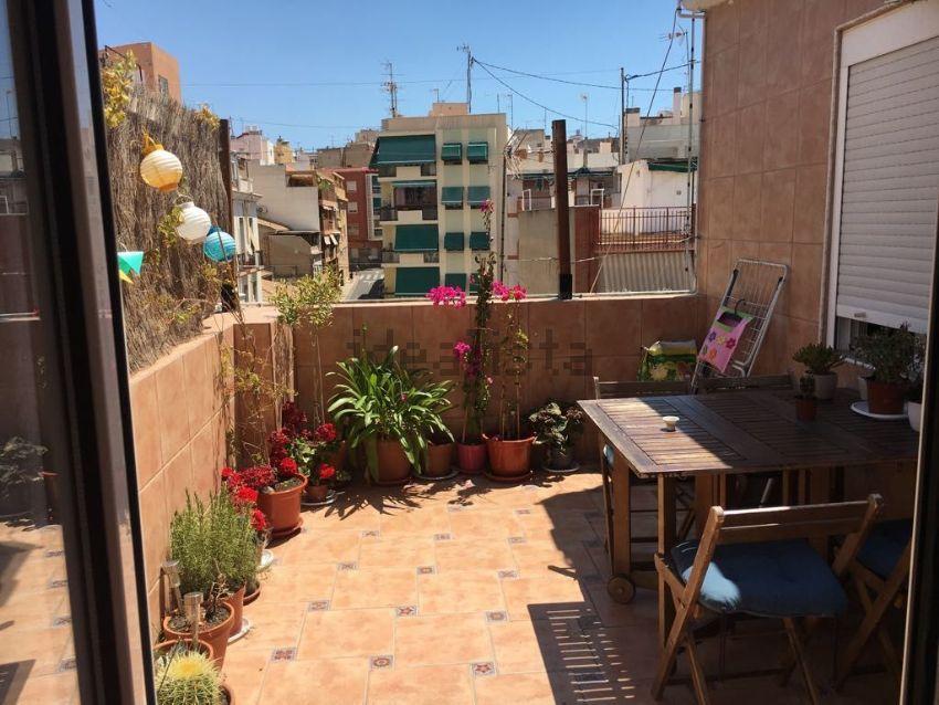 Ático en calle treinta de marzo, 40, Carolinas Bajas, Alicante Alacant