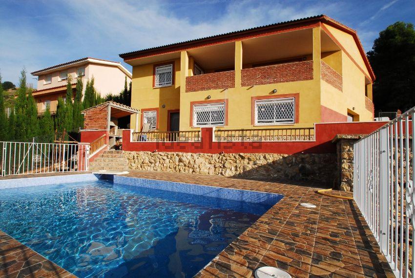 Casa o chalet independiente en Pau Casals, Vespella