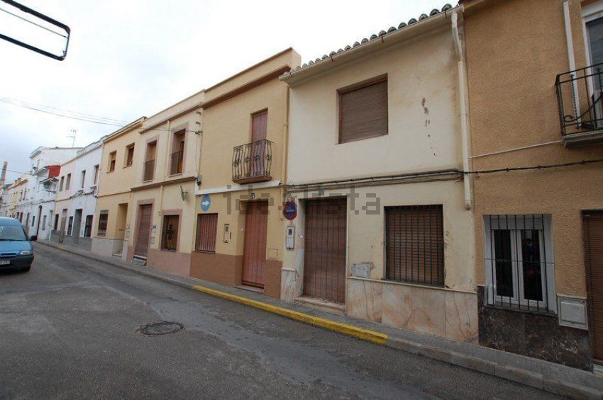 Finca rústica en Oliva pueblo, Oliva