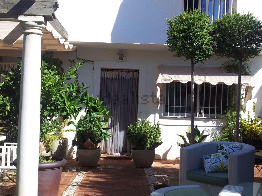 Chalet pareado en calle Patio de la Alberca, 20, Albaicín, Granada