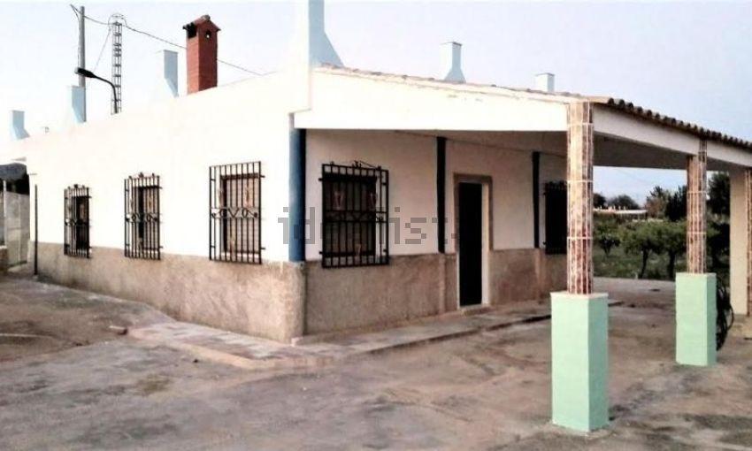 Casa rústica en calle fortuna, Albatera