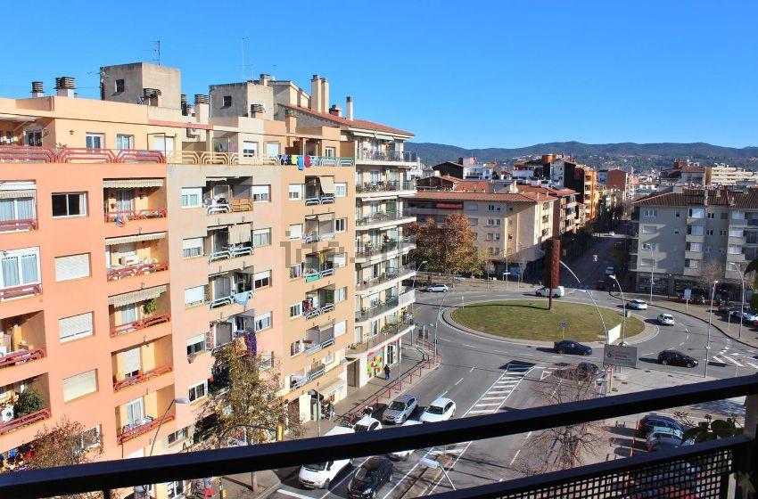 Dúplex en calle Passeig d Olot, Santa Eugenia, Girona
