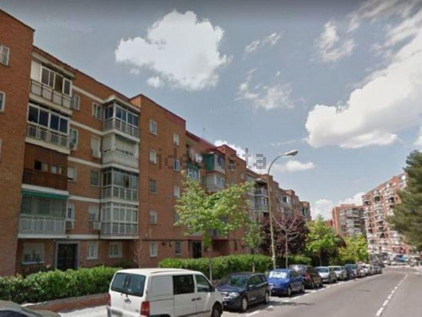 Alquiler de piso en avenida de santa eugenia 56 santa - Pisos en santa eugenia madrid ...