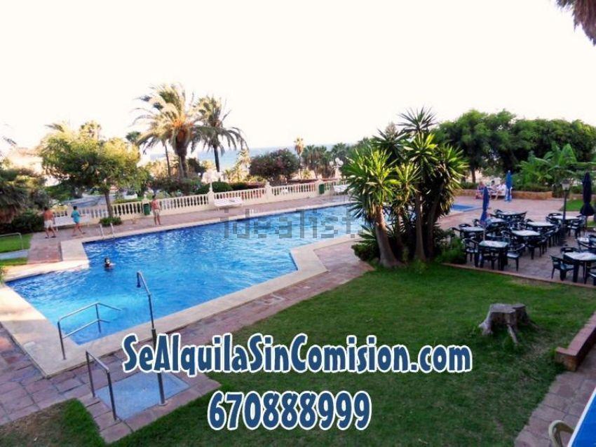 Apartamentos en alquiler para larga temporada en la playa for Pisos baratos en benalmadena