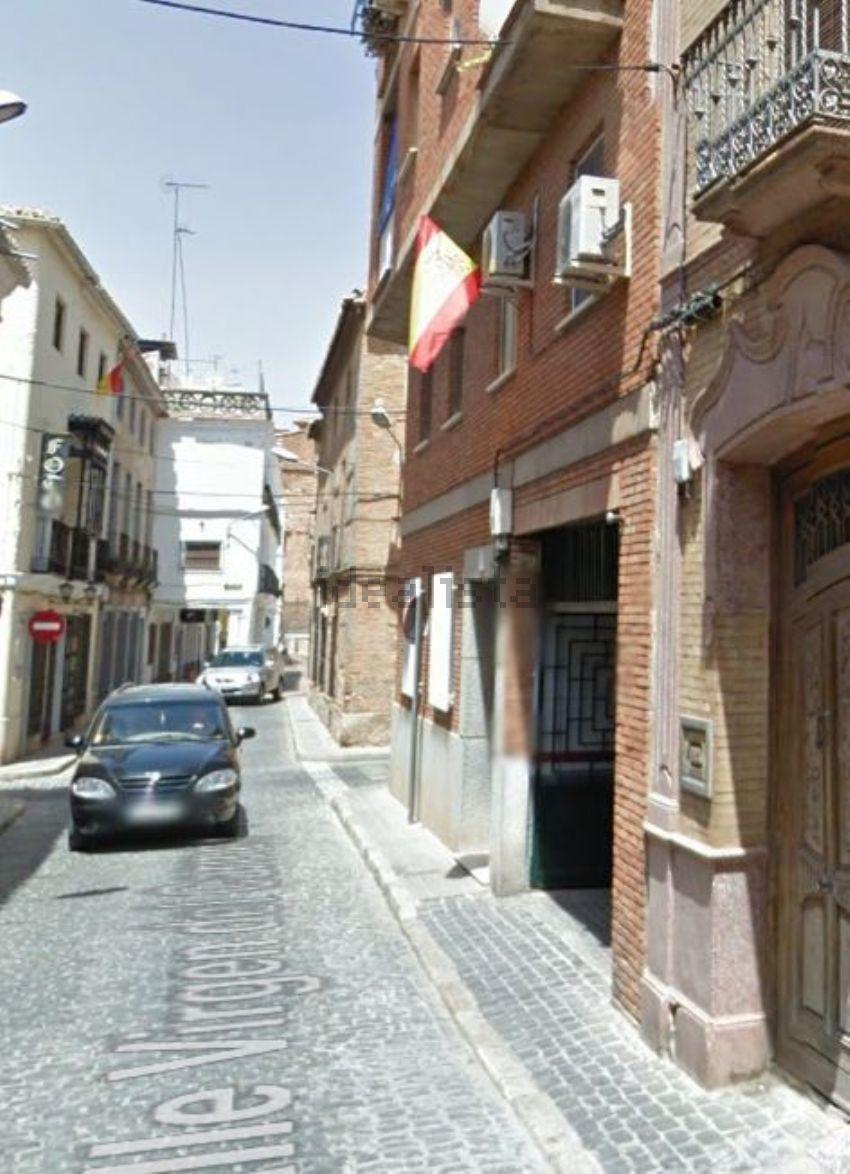 Piso en calle virgen del carmen, Manzanares