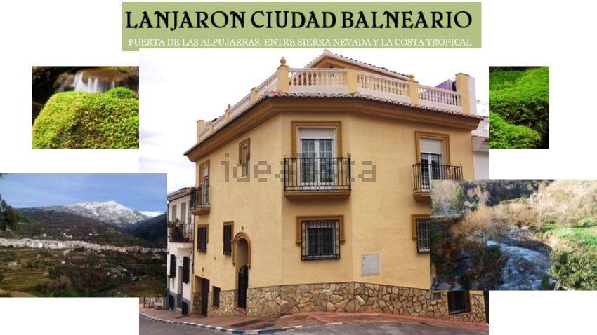 Chalet pareado en calle san Roque, s n, Lanjaron