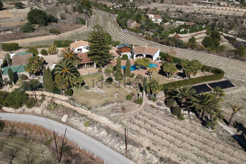 Chalet en Benissa pueblo, Benissa