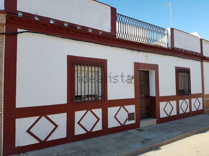 Casa o chalet independiente en calle Virgen de la Bella, 27, Gibraleon