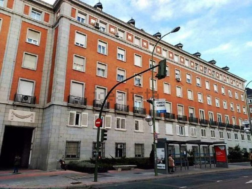 Piso en calle de la princesa, Argüelles, Madrid