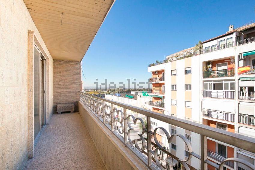Piso en calle Sevilla, 6, Ronda - Arabial, Granada