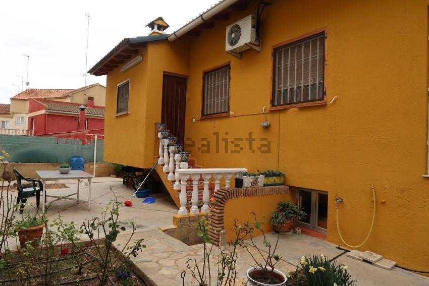 Casa o chalet independiente en Campo de Fútbol, s n, Centro, Chiva