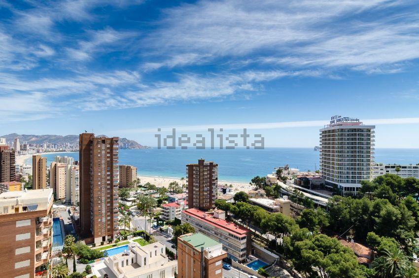 Piso en avenida de la Vila Joiosa, Playa de Poniente, Benidorm